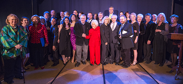 Encompass Opera Honoring Sheldon Harnick's 90th Birthday and Celebrating his Lyrics and Music
