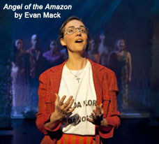 Angel of the Amazon, a mainstage opera production by Encompass New Opera Theatre - Brooklyn, New York