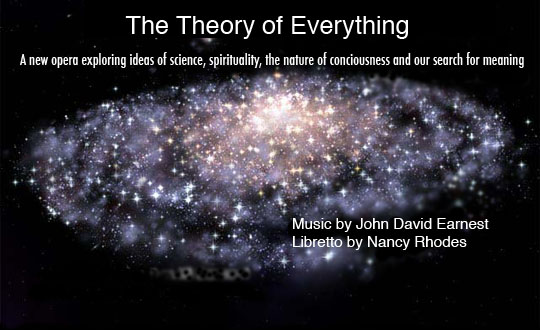 The Theory of Everything, a new opera commissioned and developed by Encompass New Opera Theatre