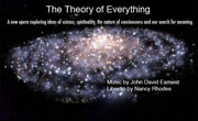 The Theory of Everything, a new opera commissioned and developed by Encompass New Opera Theatre, Brooklyn, New York